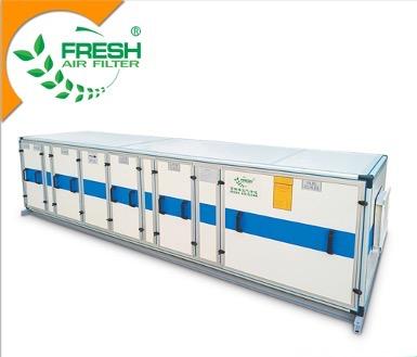 Hộp xử lý khí thải nhà máy