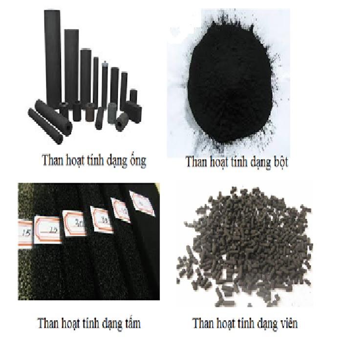 Activated Carbon, Than Hoạt Tính, Việt Nam 25kg/bao